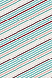 Cute blue pink stripes pattern background design | Colorful abstract illustration Stock Photo