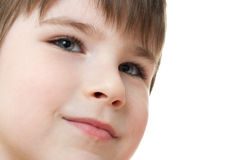 Cute boy Royalty Free Stock Images
