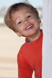 Cute boy Royalty Free Stock Photo