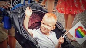 A cute boy stock photo