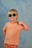 Cute boy portrait Royalty Free Stock Images