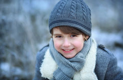 Cute boy Royalty Free Stock Image