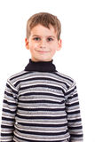 Cute boy smilling Royalty Free Stock Photography