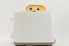 Cute bread Stock Photo