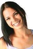 Cute brunette Royalty Free Stock Image