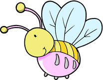 Cute Bug Vector Royalty Free Stock Images