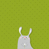 Cute bunny Royalty Free Stock Image