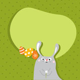 Cute bunny Stock Photo