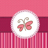 Cute butterfly Royalty Free Stock Photos