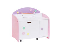 A cute cabinet for children Stock Photography