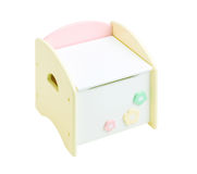 Cute cabinet for children Royalty Free Stock Photography