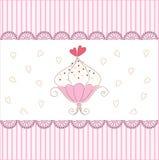 Cute card Royalty Free Stock Photos