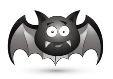 Cute Cartoon Bat Stock Photos