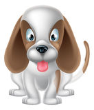 Cute cartoon dog Royalty Free Stock Image