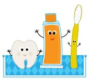 Oral Hygiene Clip-art Royalty Free Stock Photography