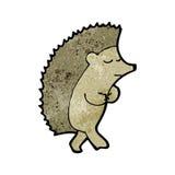 Cute cartoon hedgehog Royalty Free Stock Photo