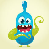 Cute cartoon monster Stock Photo