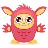 Cute cartoon monster Royalty Free Stock Photo