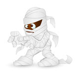 Cute Cartoon Mummy Royalty Free Stock Photos