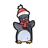 Cute cartoon penguin Stock Photos