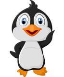 Cute cartoon penguin Stock Photo
