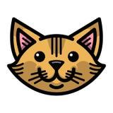 Cute Cat Cartoon Royalty Free Stock Images