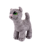 Cute cat toy. Stock Image