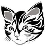 Cute cat vector Stock Photo