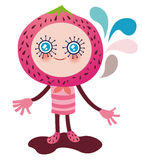 Cute character Royalty Free Stock Photo