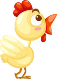 Cute chicken vector Royalty Free Stock Photo