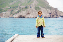 Cute child Royalty Free Stock Image