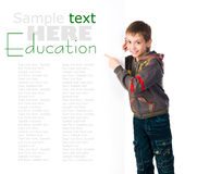 Cute child Stock Photography