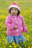 Cute child Royalty Free Stock Photos