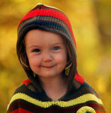 Cute child girl Royalty Free Stock Image