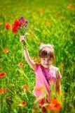 Cute child girl Stock Image
