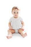 Cute child girl Stock Photos