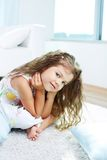 Cute child Royalty Free Stock Photo