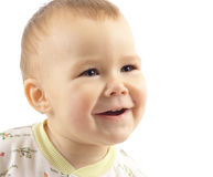 Cute child smile and play Stock Photography