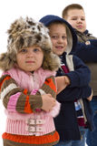 Cute children Royalty Free Stock Images