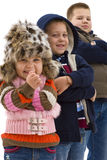 Cute children Royalty Free Stock Photos