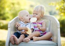 Cute children Stock Photo