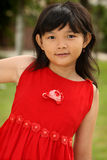 Cute Chinese Child Stock Photos