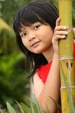 Cute Chinese Child Royalty Free Stock Image