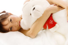 Cute chirstmas Royalty Free Stock Photo