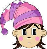 Cute Christmas Elf Stock Image