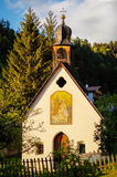 Cute Church In Small Italian Village Royalty Free Stock Photo