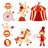Cute circus Royalty Free Stock Photography