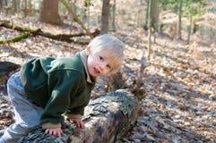 Cute climber Stock Photos