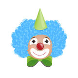 Cute Clown Royalty Free Stock Image