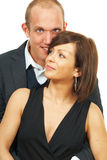 Cute couple Royalty Free Stock Photography